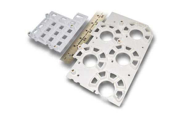 Appliance plate components