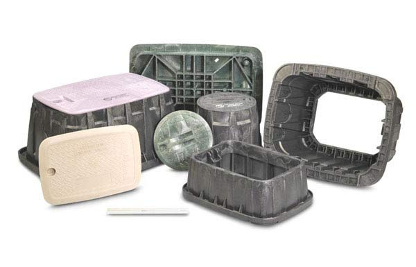 Structural Foam Molded Parts