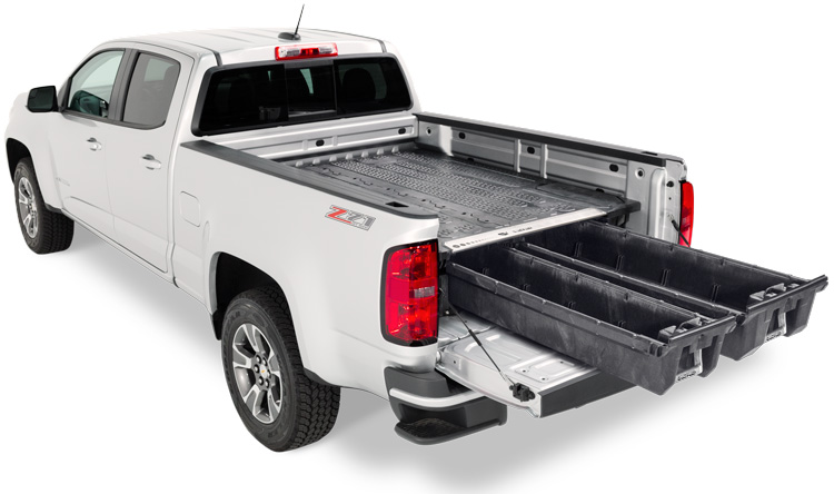 DECKED Pick-up Truck Storage Systems