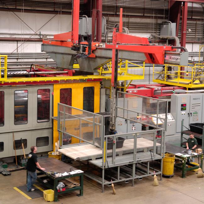 Structural Foam Production Line