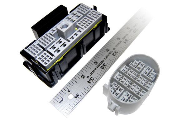 Automotive connectors & relay blocks