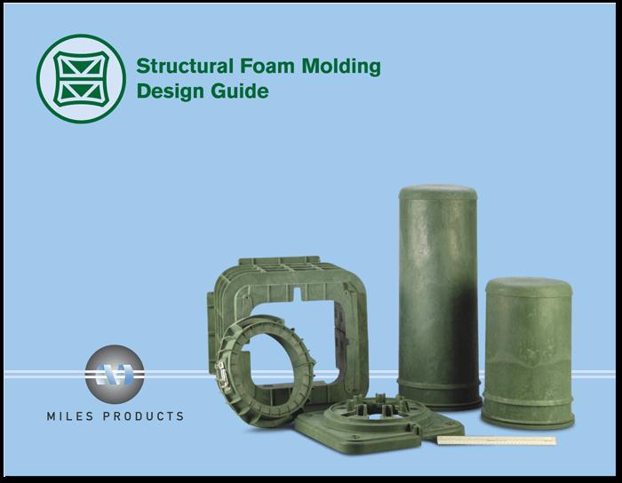 Structural Foam Molding Design Guide Cover