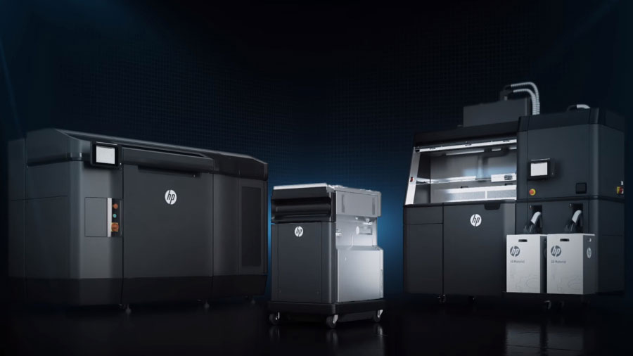 HP Multi-Jet Fusion Systems