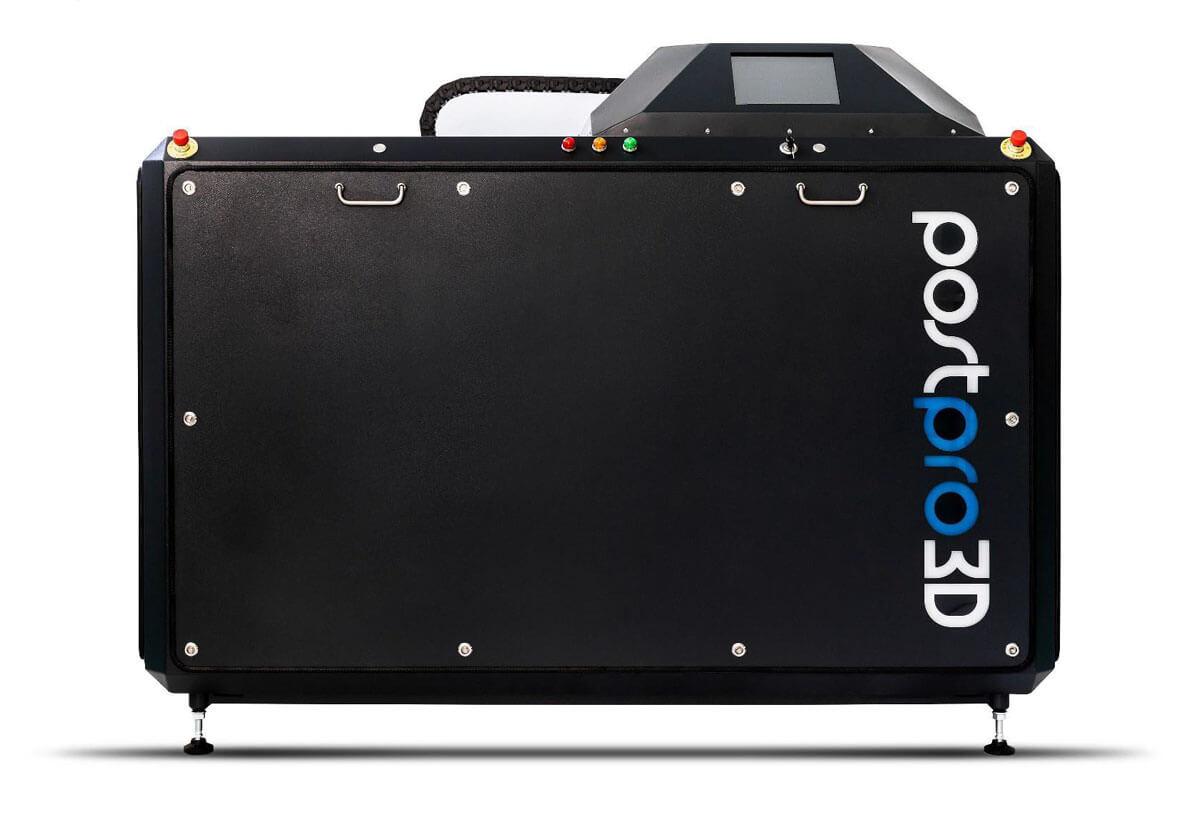 Post Pro 3D Vapor Smoothing Machine